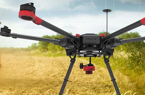 Drones para agricultura de precisión