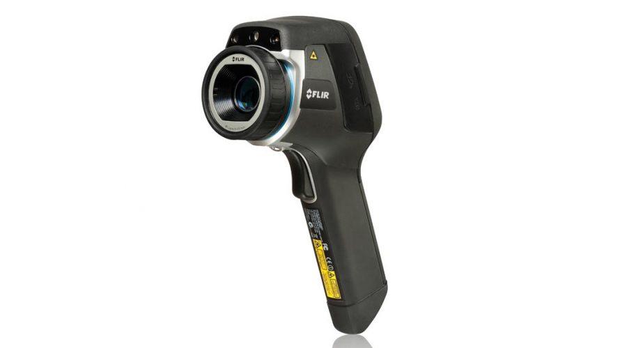 Video Cámara termográfica FLIR E50