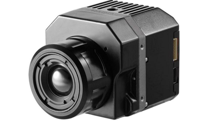 Video FLIR VUE 640 9mm