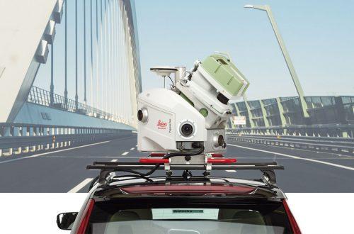 Láser escáner y mobile mapping