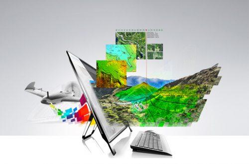 Software para tratamiento de imágenes desde dron