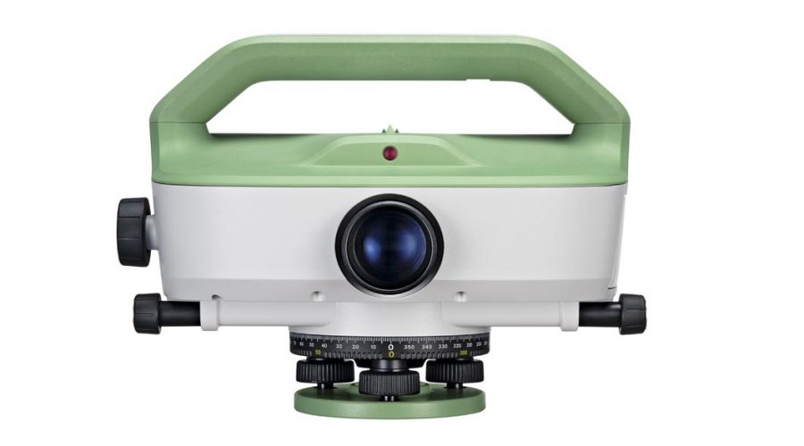 Video Niveles digitales Leica LS