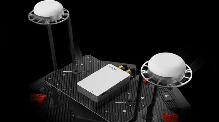 Video Módulo de precisión para dron D-RTK GNSS
