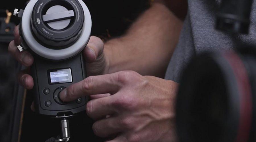 Video Control remoto de enfoque para dron DJI Focus