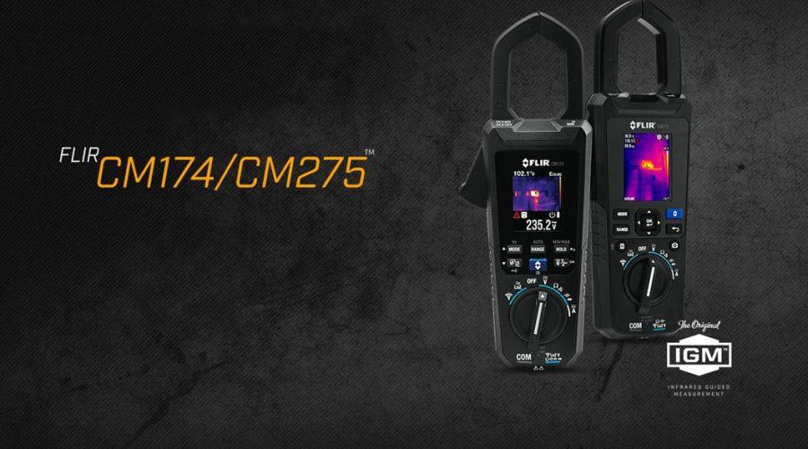 Video Medidor de tenaza CM174 600A AC/DC