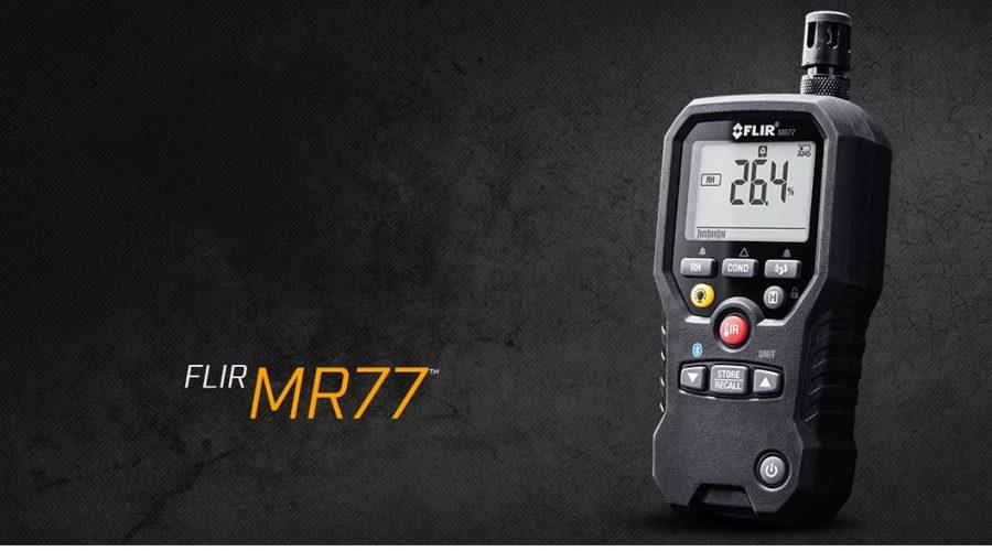 Video Sensor de humedad MR77