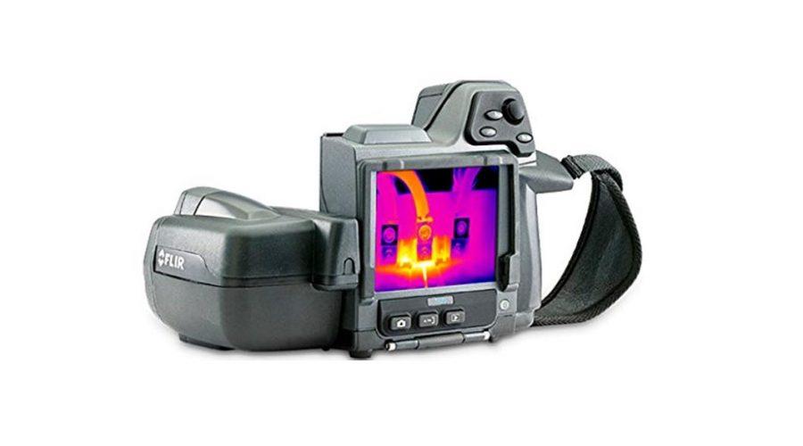 Video Ocasión Cámara termográfica FLIR T440 25º Wifi