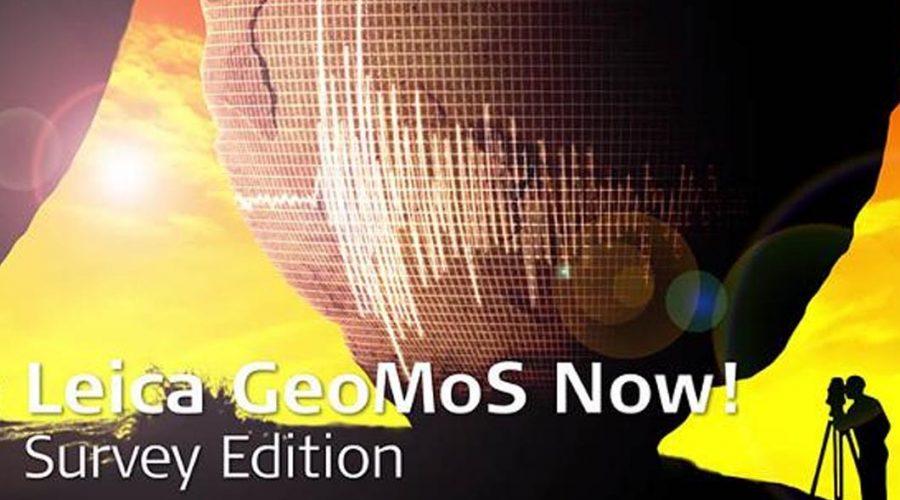 Video Software de control de deformaciones Leica GeoMos