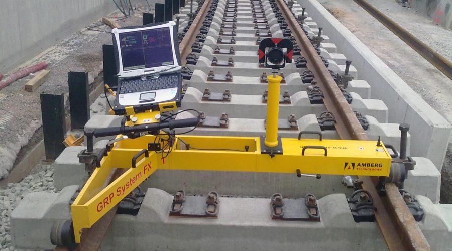Video Carro de vías GRP 3000