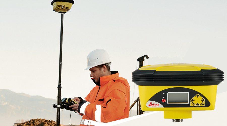 Video Antena iCON GPS60 de posicionamiento en obra
