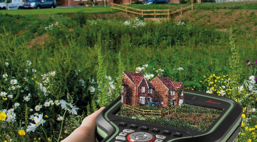 Video Receptor GNSS Leica Viva GS10