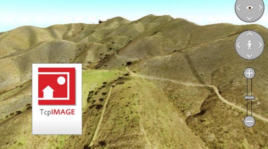 Video Software de operación de imágenes TCP Image