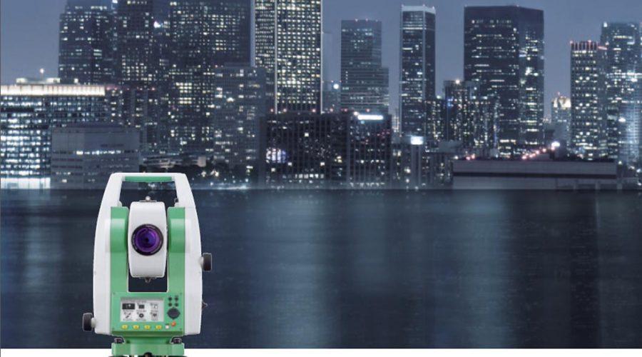 Video Ocasión Estación Total Leica Flexline TS02 Plus