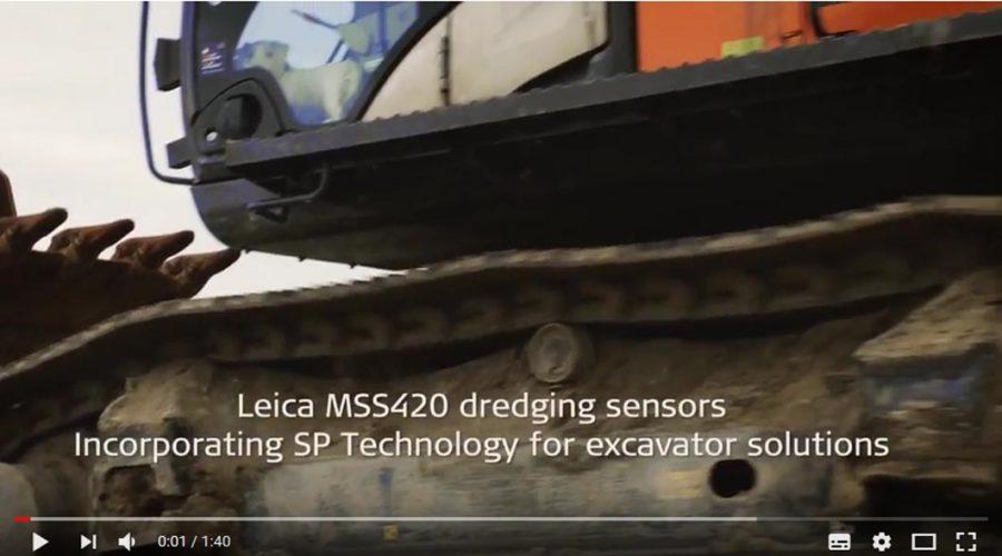 Video Control de maquinaria para Excavadoras