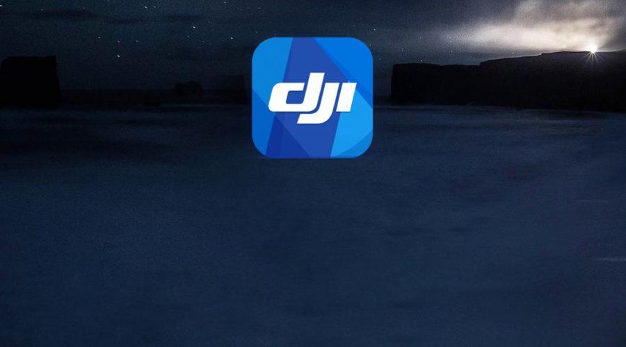 Video Aplicación de vuelo para dron DJI GO