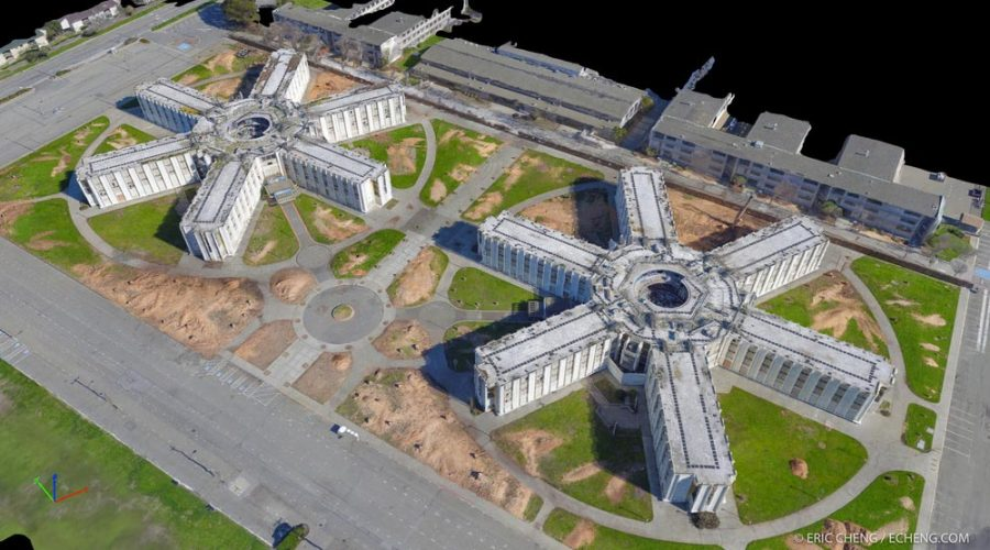 Video Software para modelar en 3D desde dron Pix4DModel