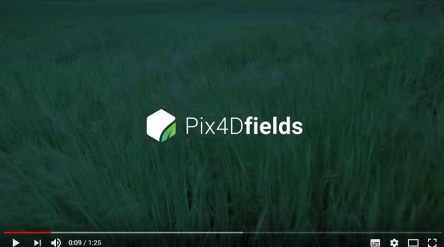 Video Software de interpretación para agricultura Pix4fields