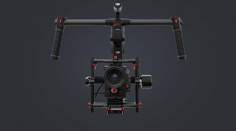 Video Estabilizador en 3 ejes para dron DJI Ronin MX