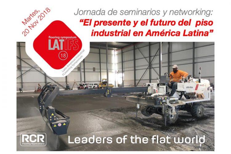 sysmposium el presente y el futuro del piso industrial en America Latina