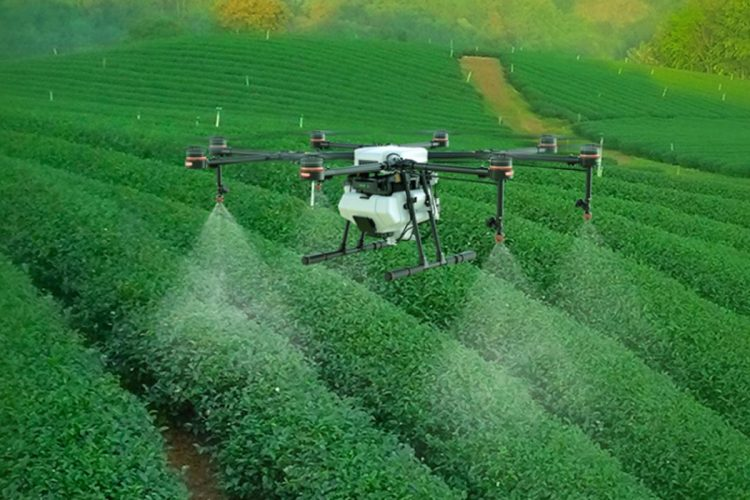 La agricultura de precisión se expande: Los drones son los responsables