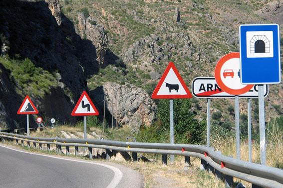 Accesorios de señalización