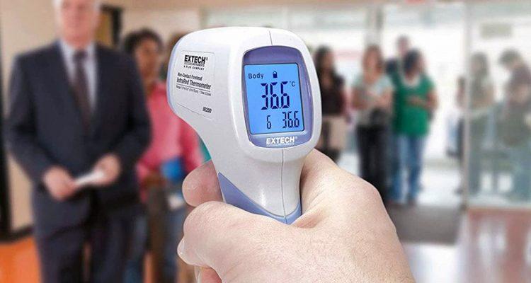 Detección de temperatura